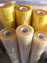 Băng dính lõi nhựa 05kg/cuộn