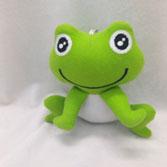 Chú ếch xanh tinh nghịch