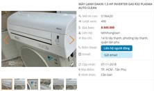 Đăng tin mua bán điện máy