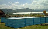Bồn Composite nuôi trồng thủy hải sản