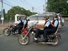 Dịch vụ bảo vệ và áp tải