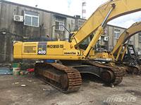 Cho thuê máy xúc đào Komatsu PC400-6