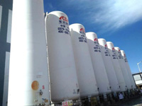 Bồn chứa LNG