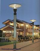 Cột đèn cao cấp