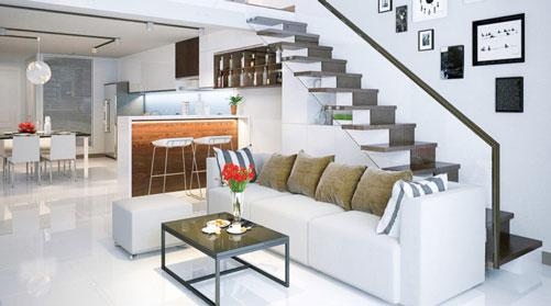 Tư vấn thiết kế xây dựng căn hộ