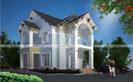 Thiết kế nội thất biệt thự mái thái