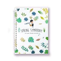 Sổ lò xo spring symphony