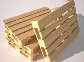 Pallet gỗ tải trọng cao