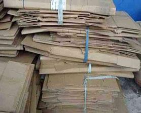 Thu mua phế liệu carton