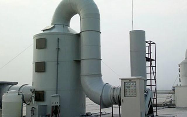 Xử lý khí thải bui khói