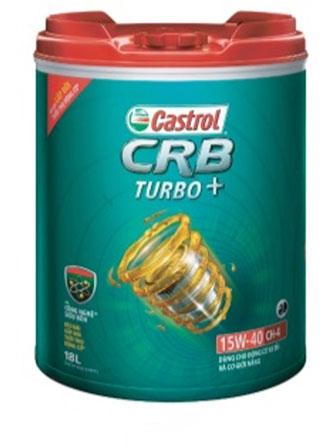 Dầu nhớt Castrol Turbo