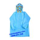 Áo mưa trẻ em giá rẻ