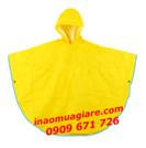Áo mưa trẻ em theo yêu cầu