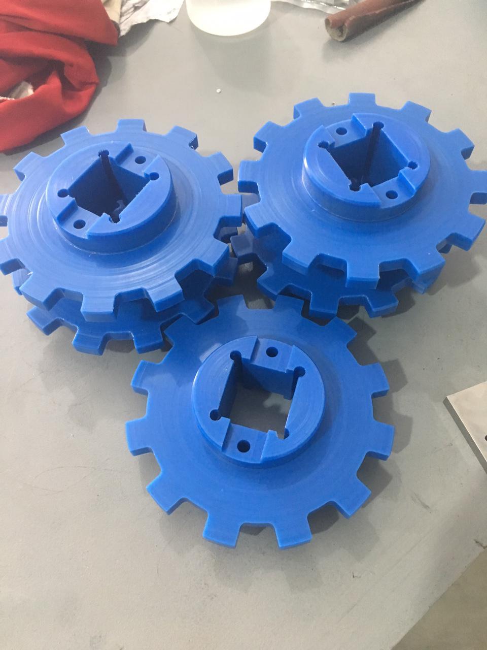 Bánh Răng Nhựa CNC Phay