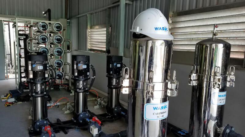 Hệ thống xử lỹ nước RO