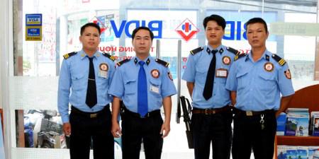 Bảo vệ an ninh ngân hàng