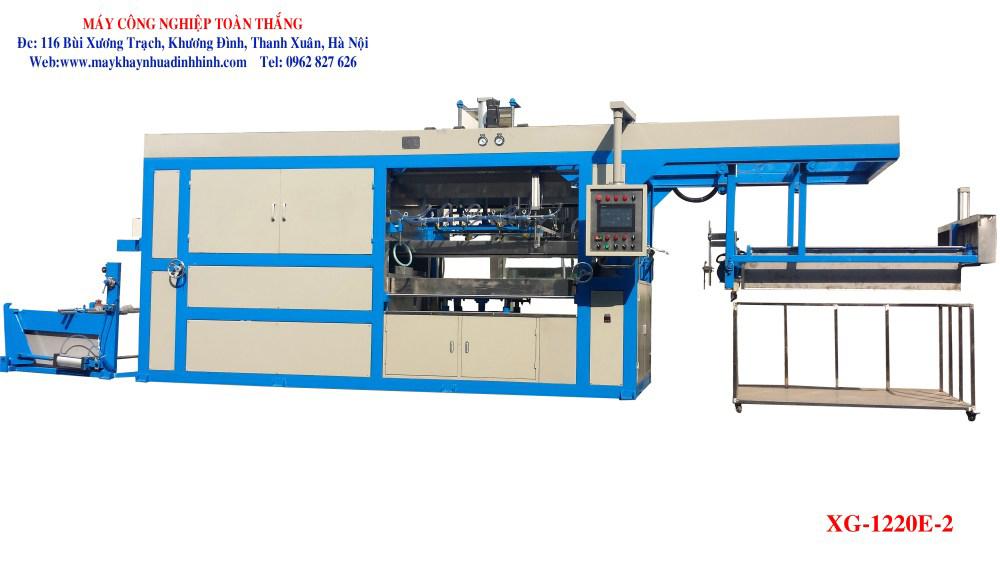 Máy sản xuất khay nhựa định hình XG-1220E-2