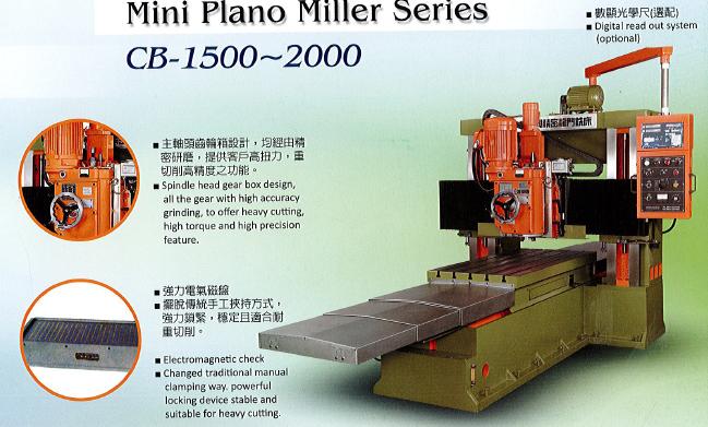 CB-1500~2000 /5000 CYHMI