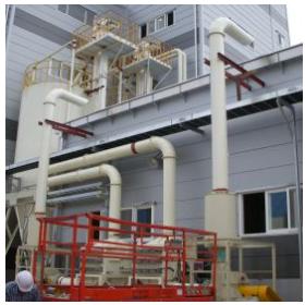 Gia công ống dẫn khí