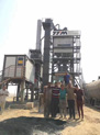 Trạm trộn Asphalt Bangladesh