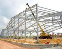 Gia công lắp dựng nhà xưởng nhà công nghiệp