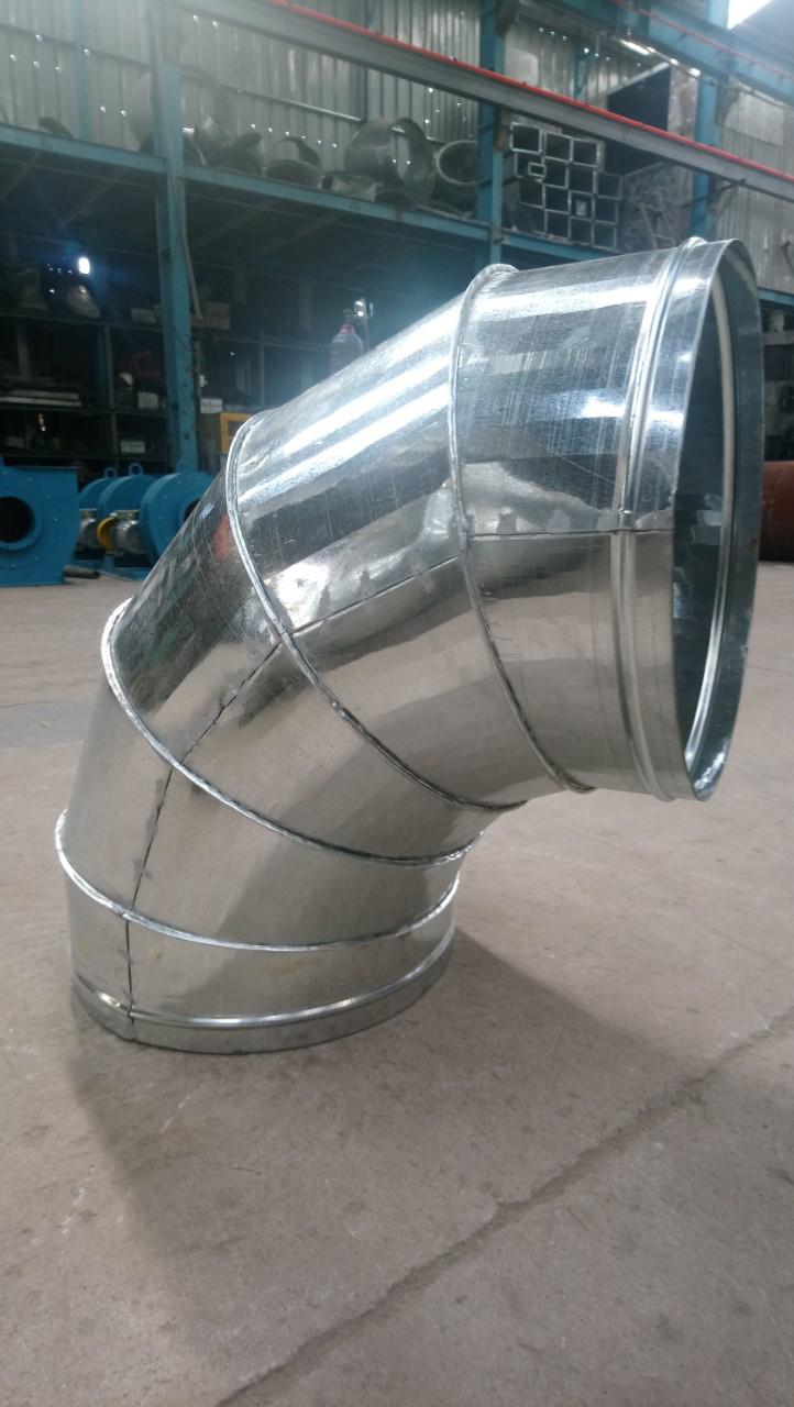 Ống gió và phụ kiện ống gió