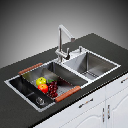 Chậu rửa nhà bếp inox