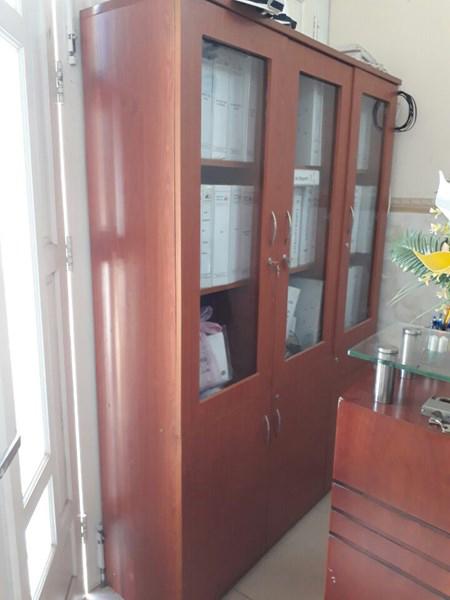 Thanh lý tủ hồ sơ 3 ngăn