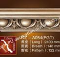 Phào trần hoa văn có màu OZ-A054