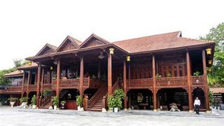 Nhà gỗ nhà cổ