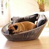 Lồng ghế cho thú cưng