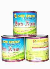Sơn Epoxy 1 thành phẩn loại 1kg