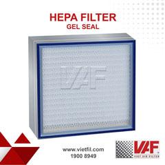 Lọc Hepa (Gel seal)