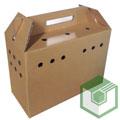 Thùng hộp carton đục lỗ