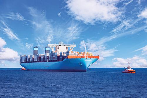 Vận tải biển đi Campuchia