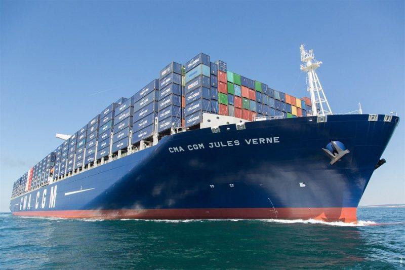 Vận tải biển đi Trung Quốc