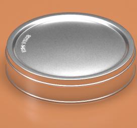 Hộp tròn kim loại