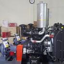Máy bơm chữa cháy Diesel Iveco