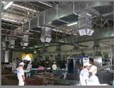 Thiết kế hệ thống ống gió công nghiệp