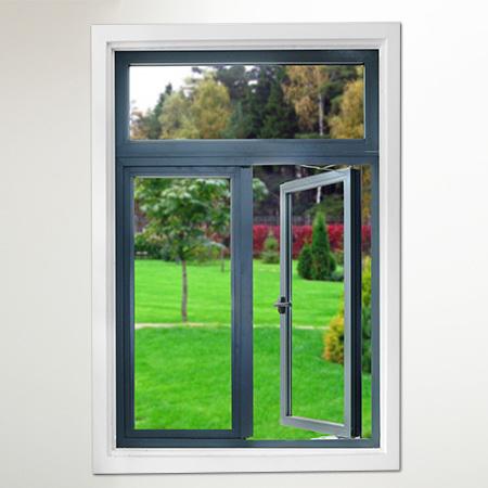 Cửa nhôm Xinga cửa sổ mở quay
