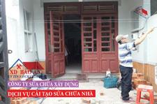 Dịch vụ cải tạo sửa chữa nhà ở Tân Bình
