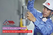 Dịch vụ cải tạo sửa chữa nhà ở Tân Phú