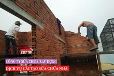 Dịch vụ cải tạo sửa chữa nhà ở Bình Thạnh