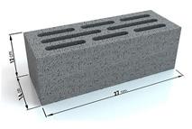 Gạch rỗng 4 vạch ngặn TT140-V4