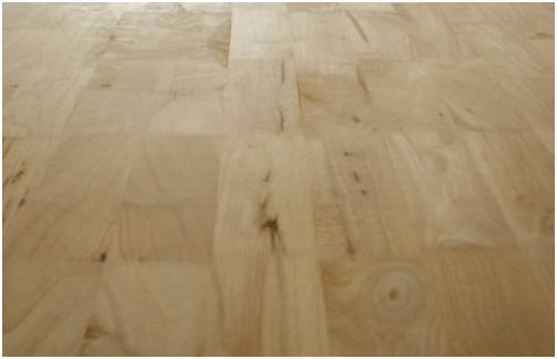 Ván gỗ ghép cao su