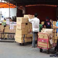 Dịch vụ bốc dỡ hàng hóa