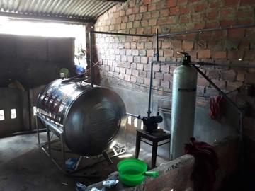 Hệ thống xử lí nước thải