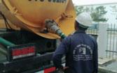 Dịch vụ hút bùn thải công nghiệp