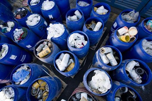 Xử lí chất thải nguy hại