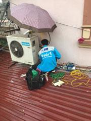 Dịch vụ sửa chữa điều hòa